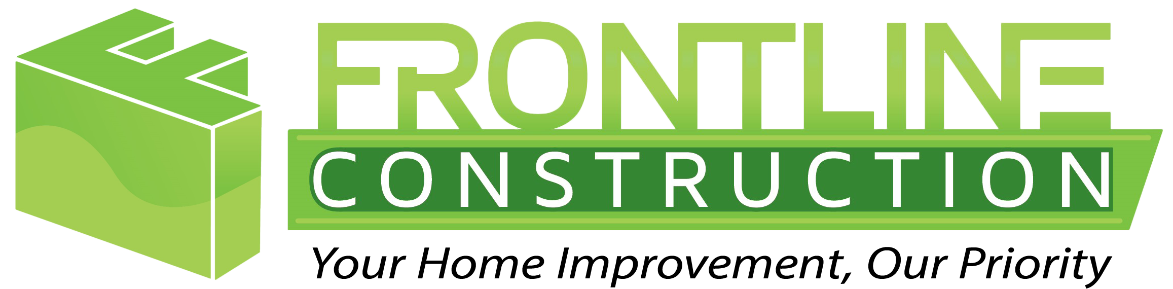 Frontline Construction LLC Logo